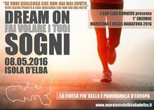 I edizione della Maratona e Mezza Maratona dell'isola d'Elba